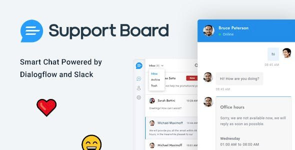 Support Board v3.1.3 - PHP Chat Plugin