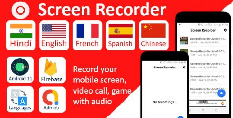 Screen Recorder Pro with Audio Version 1.0.1 (15 July 2020)