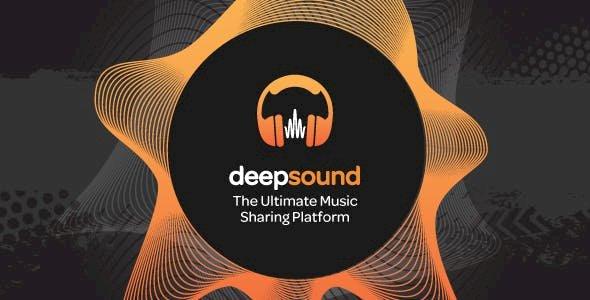DeepSound v1.3.4 - The Ultimate PHP Music Sharing Platform