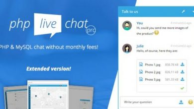 PHP Live Chat Pro 29 April 2018