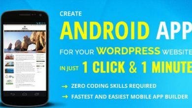 Wapppress v4.0.6 - builds Android Mobile App for any WordPress website