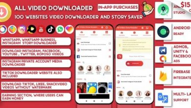 All Video Downloader & StorySaver v6.8 - 103 Websites Support Snackvideo, Whatsapp, Tiktok, Instagram, FB