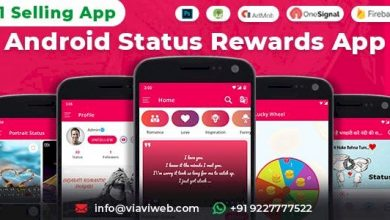 Android Status App With Reward Point v10.0