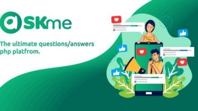 AskMe v2.1 - The Ultimate PHP Questions & Answers Social Network Platform