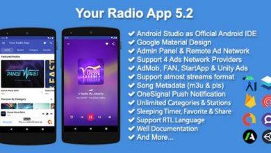 Your Radio App v5.2