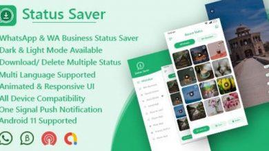 Status Saver (For WhatsApp & WhatsApp Business) 4 August 2021