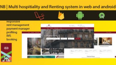 airbnb and  oyo clone v1.0.0 - Hospitality renting website and android app|